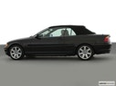 2000 BMW 3 Series Drivers side profile, convertible top up (convertibles only)
