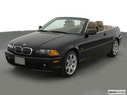 2000 BMW 3 Series Front angle view