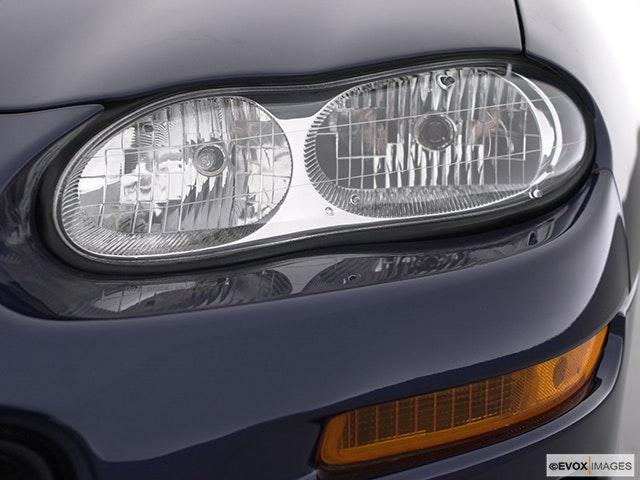 2000 Chevrolet Camaro Drivers Side Headlight