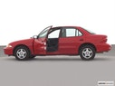2000 Chevrolet Cavalier Driver's side profile with drivers side door open