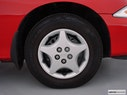 2000 Chevrolet Cavalier Front Drivers side wheel at profile