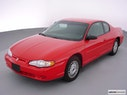 2000 Chevrolet Monte Carlo Front angle view