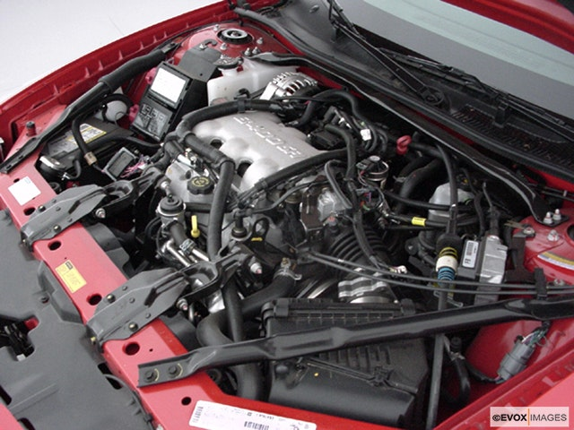 2000 Chevrolet Monte Carlo Engine