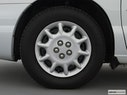 2000 Chrysler Sebring Front Drivers side wheel at profile