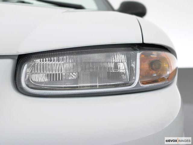 2000 Chrysler Sebring Drivers Side Headlight