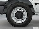 2000 Dodge Ram Van Front Drivers side wheel at profile