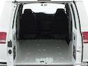 2000 Dodge Ram Van Trunk open