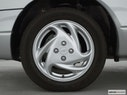 2000 Ford Escort Front Drivers side wheel at profile