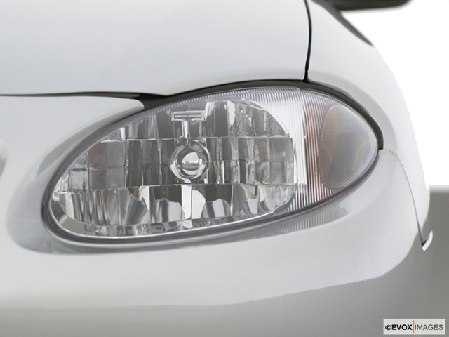 2000 Ford Escort Drivers Side Headlight