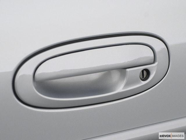 2000 Ford Escort Drivers Side Door handle