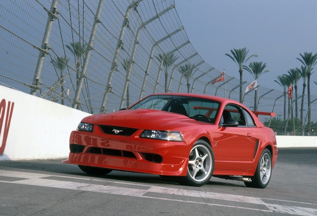 2000 Ford Mustang Exterior