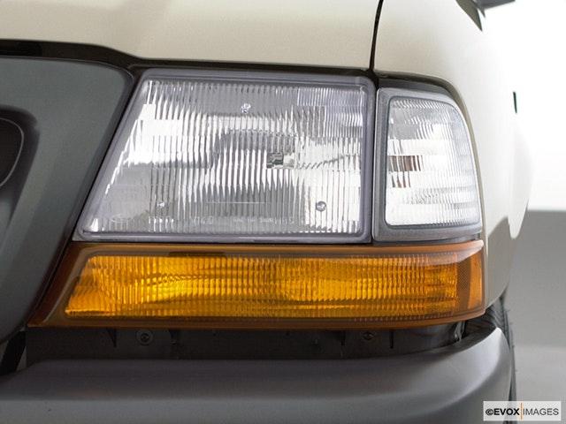 2000 Ford Ranger Drivers Side Headlight