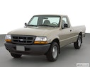 2000 Ford Ranger Front angle view