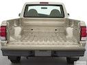 2000 Ford Ranger Trunk open