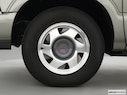 2000 GMC Sonoma Front Drivers side wheel at profile