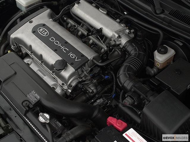 2000 Kia Sephia Engine