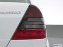 2000 Mercedes-Benz C-Class Passenger Side Taillight