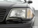 2000 Mercedes-Benz SL-Class Drivers Side Headlight