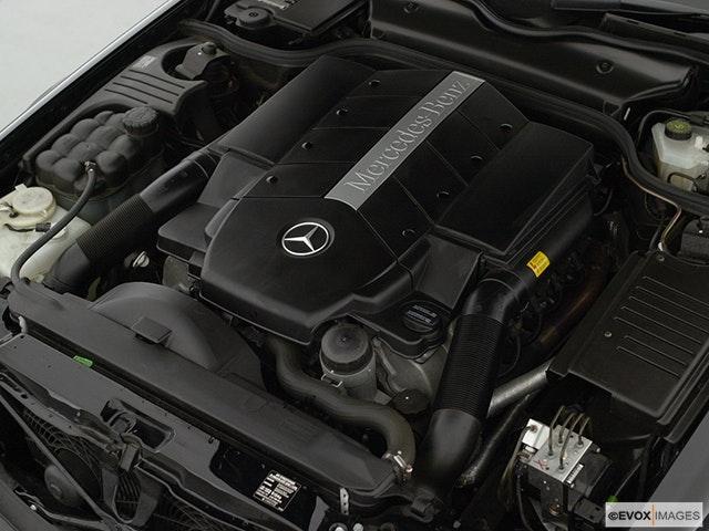 2000 Mercedes-Benz SL-Class Engine