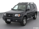 2000 Nissan Xterra Front angle view