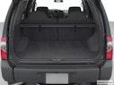 2000 Nissan Xterra Trunk open