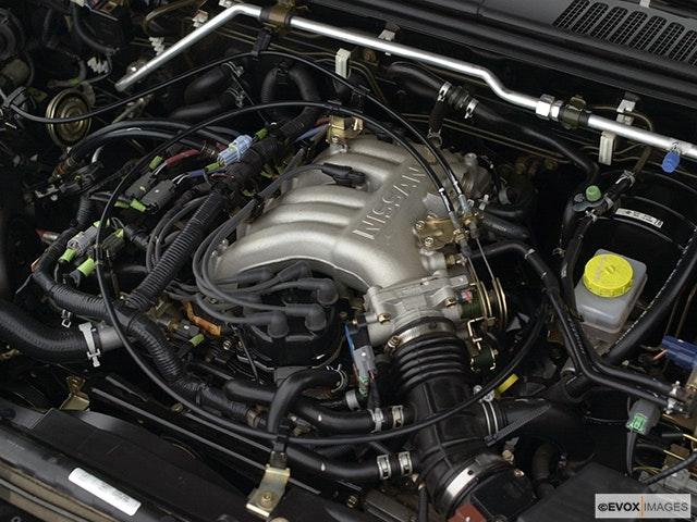 2000 Nissan Xterra Engine