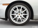 2000 Porsche 911 Front Drivers side wheel at profile