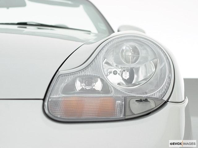2000 Porsche 911 Drivers Side Headlight