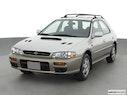 2000 Subaru Impreza Front angle view