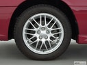 2000 Subaru Legacy Front Drivers side wheel at profile
