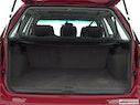 2000 Subaru Legacy Trunk open