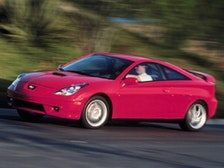 2000 Toyota Celica Review