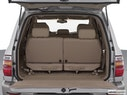 2000 Toyota Land Cruiser Trunk open