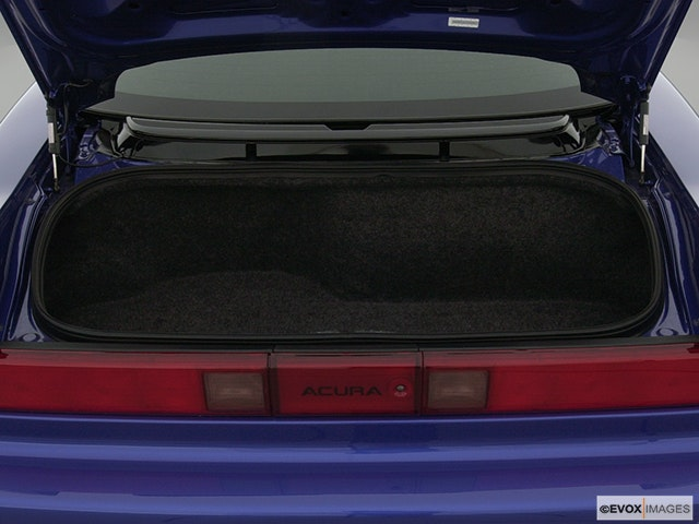 2001 Acura NSX Trunk open