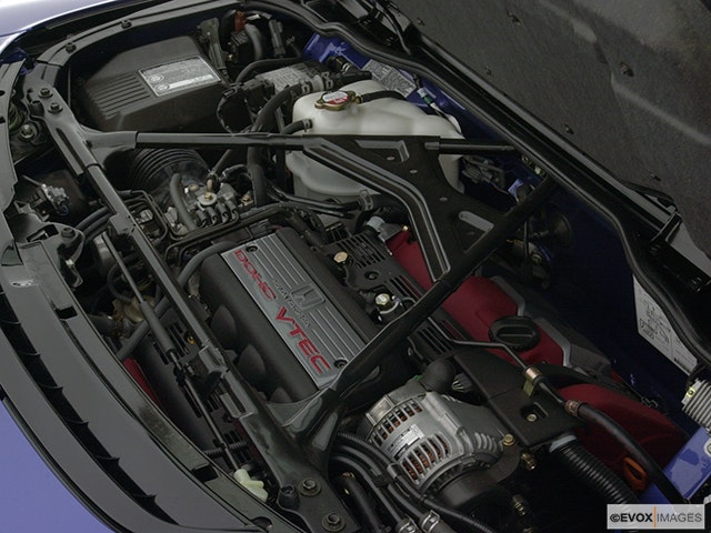 2001 Acura NSX Engine