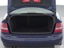2001 Audi A4 Trunk open