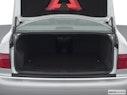 2001 Audi A8 Trunk open