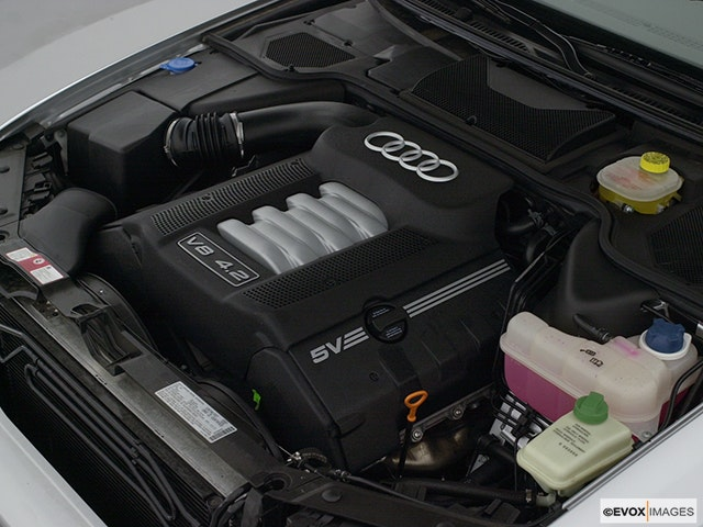 2001 Audi A8 Engine