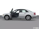 2001 Audi S4 Driver's side profile with drivers side door open