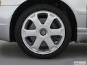 2001 Audi S4 Front Drivers side wheel at profile