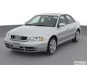 2001 Audi S4 Front angle view