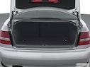 2001 Audi S4 Trunk open