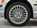 2001 BMW 3 Series Front Drivers side wheel at profile