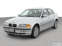 2001 BMW 3 Series Front angle view