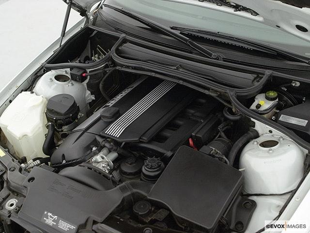2001 BMW 3 Series Engine