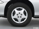 2001 Chevrolet Cavalier Front Drivers side wheel at profile