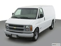 2001 Chevrolet Express Cargo Front angle view