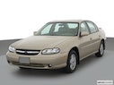 2001 Chevrolet Malibu Front angle view