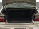 2001 Chevrolet Malibu Trunk open