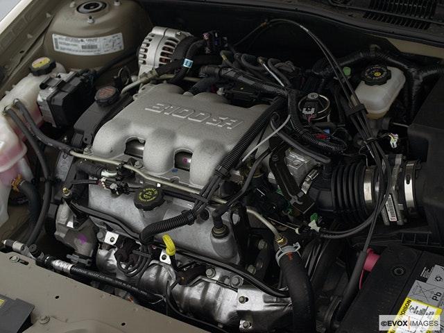 2001 Chevrolet Malibu Engine